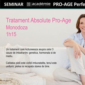 Seminar Academie Pro-Age Perfection