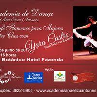 Caf Flamenco Com Yara Castro E Ana Eliza Antunes
