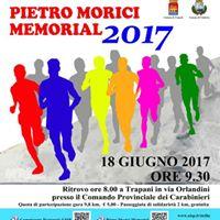 Pietro Morici Memorial 2017