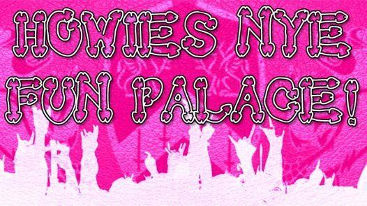 Howies NYE Fun Palace
