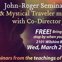 J-R Marathon &amp Mystical Traveler Film Screening