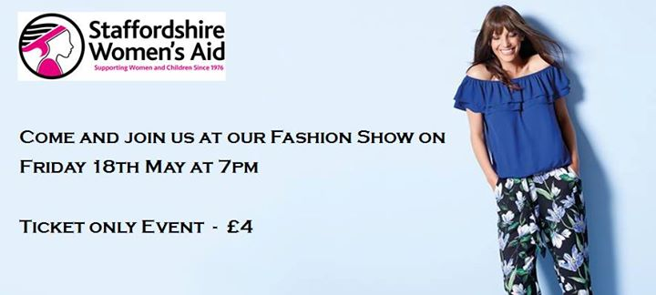 Fashion Show in aid of Staffordshire Womens Aid