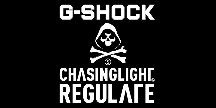 G-Shock x ChasingLights Collective Regulate 2.0