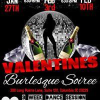 Valentines Burlesque Soiree Series