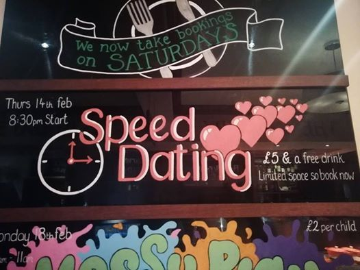 speed dating in peterborough uk rada ohledně randění s plachým chlapem