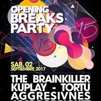 Opening Breaks Party