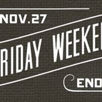Black Friday Facebook Sale and Kickoff Party