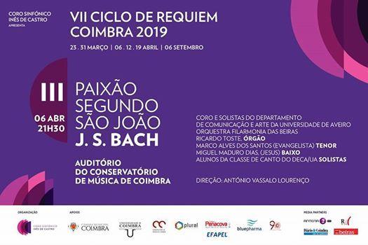 Concerto III_ Paixo Segundo So Joo de J. S. Bach