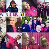 Cabin Crew Open Recruitment Day in Sibiu