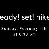 Ready Set Hike