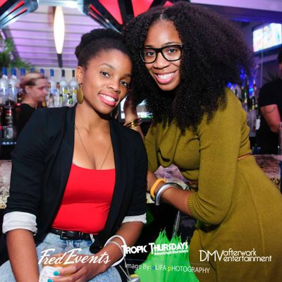TropicTHDC Thursday Social  Afro-Caribbean Professionals Oct 17
