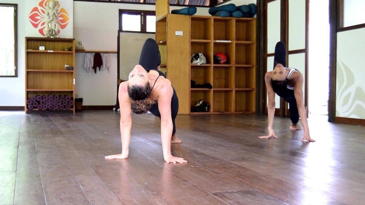 Beginners Four Week Yoga Dance Intensive