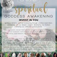Spiritual Goddess Awakening Event