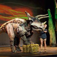 Erths Dinosaur Zoo Live