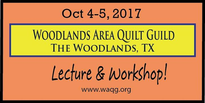 Woodlands Area Quilt Guild at The Woodlands, TX, United States ... : woodlands quilt guild - Adamdwight.com