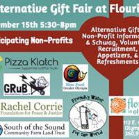 Alternative Gift Fair at Flourish
