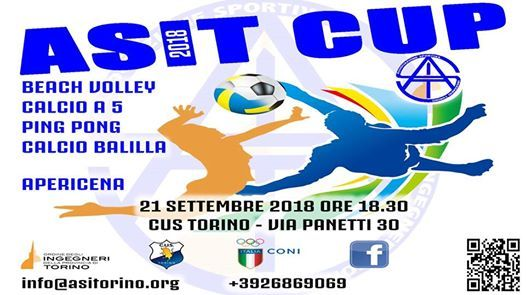 ASIT CUP 2018