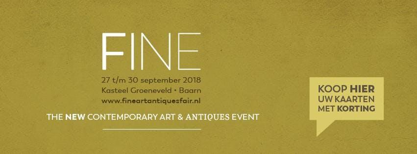 FINE art &amp antiques fair 2018