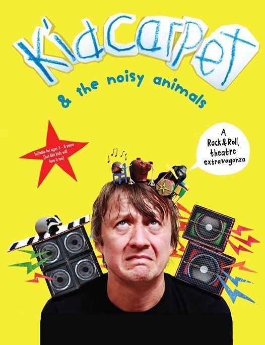 Kid Carpet & The Noisy Animals - Summer Holidays Family Fun