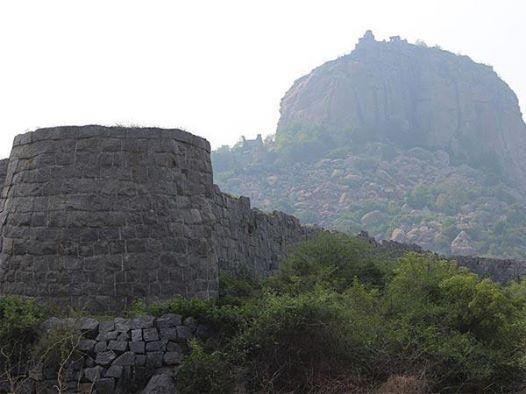 Trekking Lion crossfit to krishnagiri