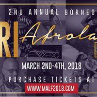 2nd Miri AfroLatin Fiesta 2018