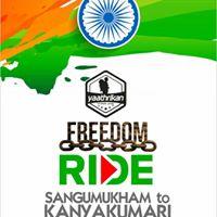 Freedom Ride Trivandrum Unit