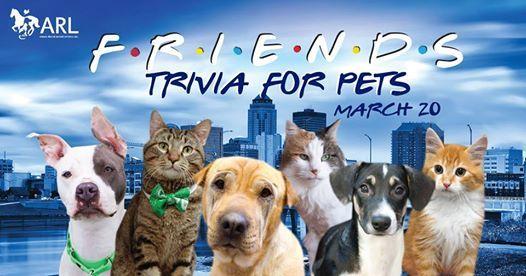 ARL Friends Trivia
