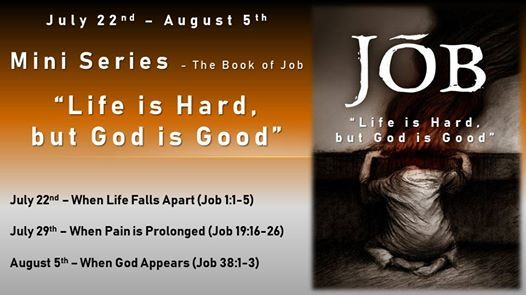 Life Is Hard But God Is Good At Grace On The Hill1632 Cumberland