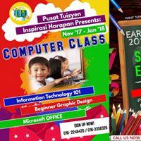 School holiday programmes NovDec