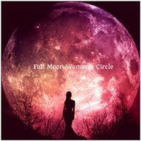 Pink Full Moon Womens Circle