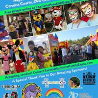 Childrens Party Plus at the 2nd Annual Charlotte Kids Expo