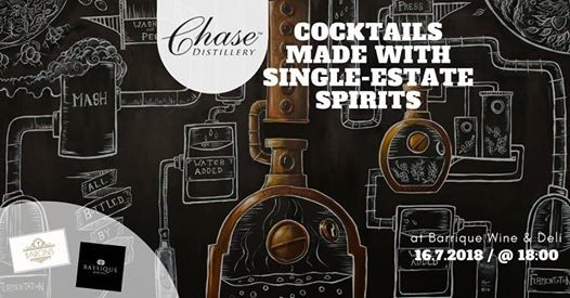 Summer In The City - Chase Distillery