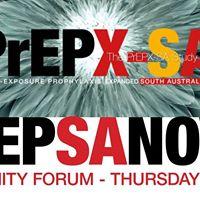 PrEPSANOW Community Forum