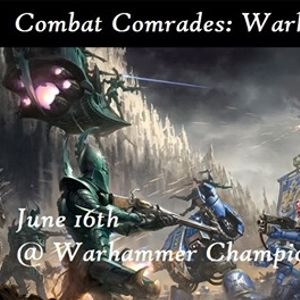 Combat Comrades Warhammer 40000 Doubles