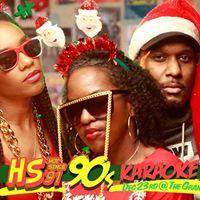 Hot Since 91 90s Karaoke - Xmas Special