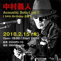Acoustic Solo LIVE