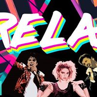 Relax 80s Night at Plug  Sheffield