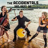 The Accidentals at Don the Beachcomber