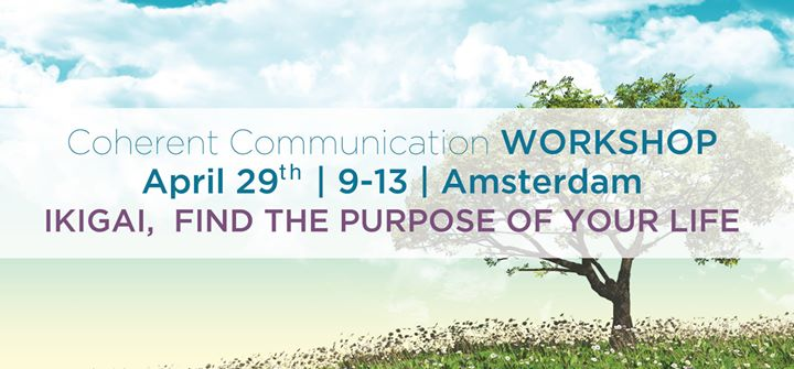 Workshop Ikigai find the purpose of your life