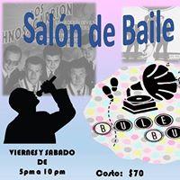 Inauguracin del Salon de Baile BULE BULE