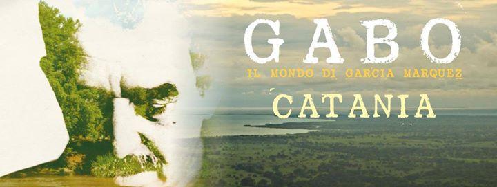 Catania - GABO Il Mondo di Garcia Marquez