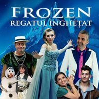Frozen - Regatul ngheat