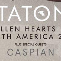 Katatonia and Caspian Live in Calgary Alberta
