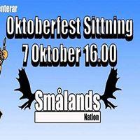 Oktoberfest med Smlands