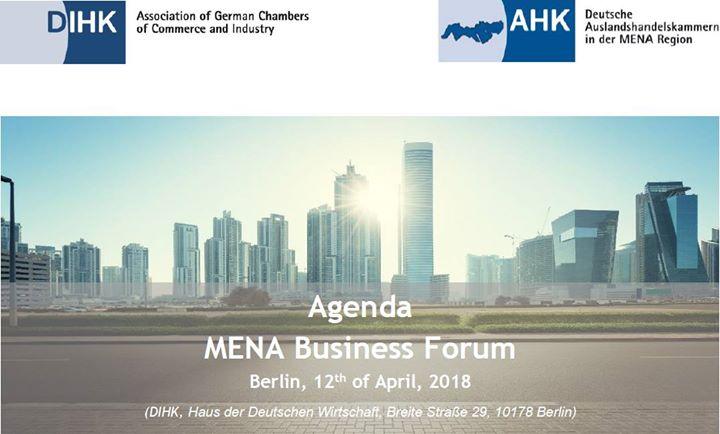MENA Business Forum