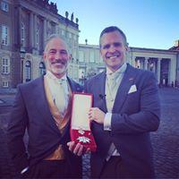 I was the Ambassador - foredrag med Rufus Gifford