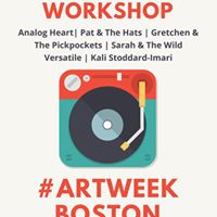 Songwriting workshop with Analog Heart