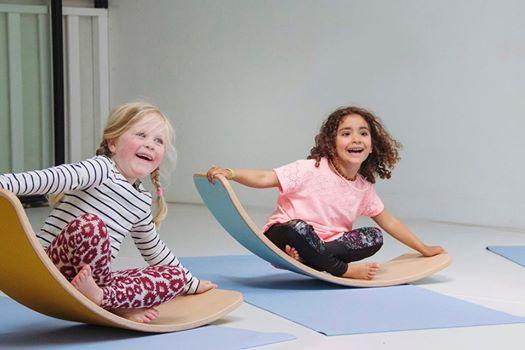 Workshop Wobbel YOGA - open to yogadocenten