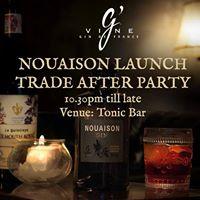GVine Nouaison Launch After Party
