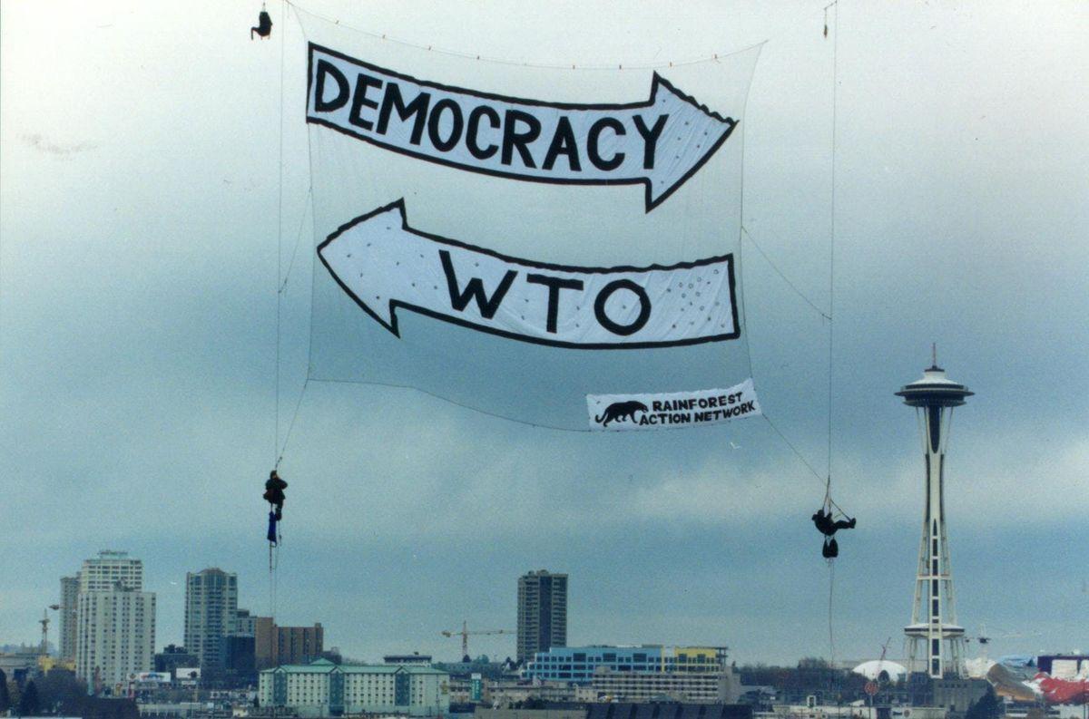 Breakfast briefing WTO Basics with Professor James Harrison